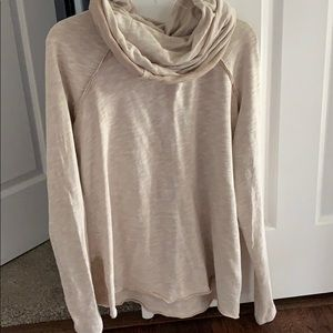 Free People turtle neck sweater!